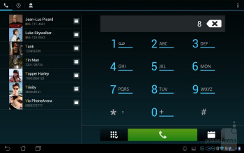Dynamic Switching is only supported by Android's native applications - Asus PadFone Review