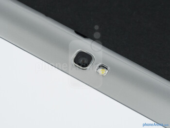 Camera - Samsung Galaxy Note 10.1 Preview