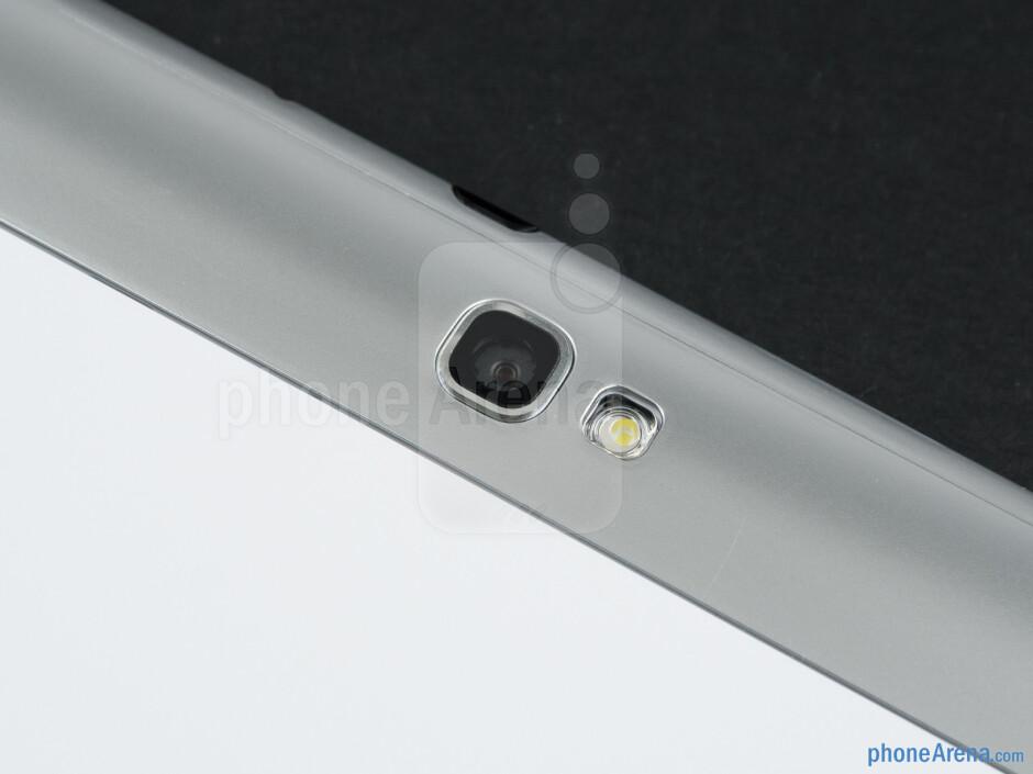 Camera - Samsung Galaxy Note 10.1 Preview