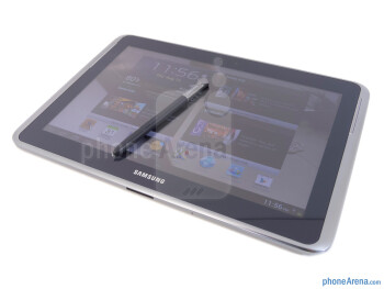 The S-Pen - Samsung Galaxy Note 10.1 Review