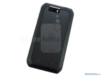 Back - Motorola PHOTON Q 4G LTE Review
