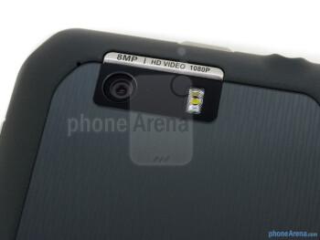 Rear camera - Motorola PHOTON Q 4G LTE Review