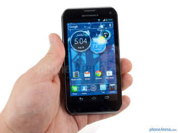The Motorola Photon Q 4G LTE does not stray far from the original Photon design - Motorola PHOTON Q 4G LTE Review