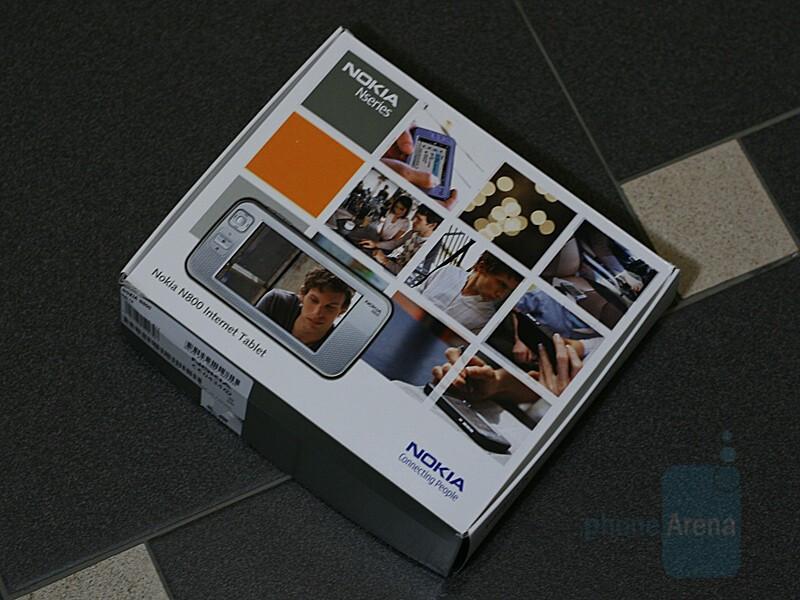 Nokia N800 Internet Tablet Review