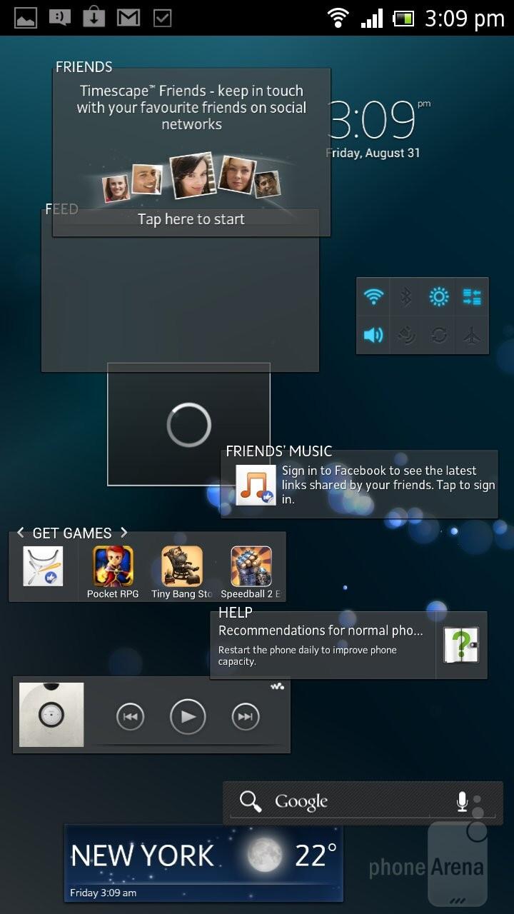 Sony Xperia acro S (Sony LT26w) Black (Ảnh 10)