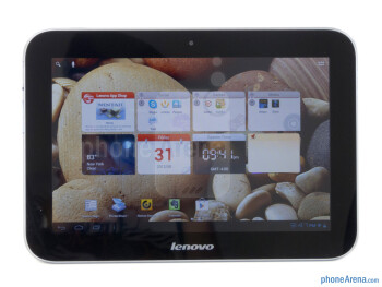 Front - Lenovo IdeaTab A2109 Review
