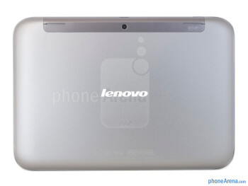 The Lenovo IdeaTab A2109 employs some premium choice materials - Lenovo IdeaTab A2109 Review