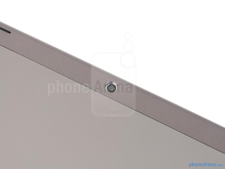 Rear camera - Lenovo IdeaTab A2109 Review