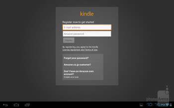 Preinstalled apps on the Lenovo IdeaTab A2109 - Lenovo IdeaTab A2109 Review