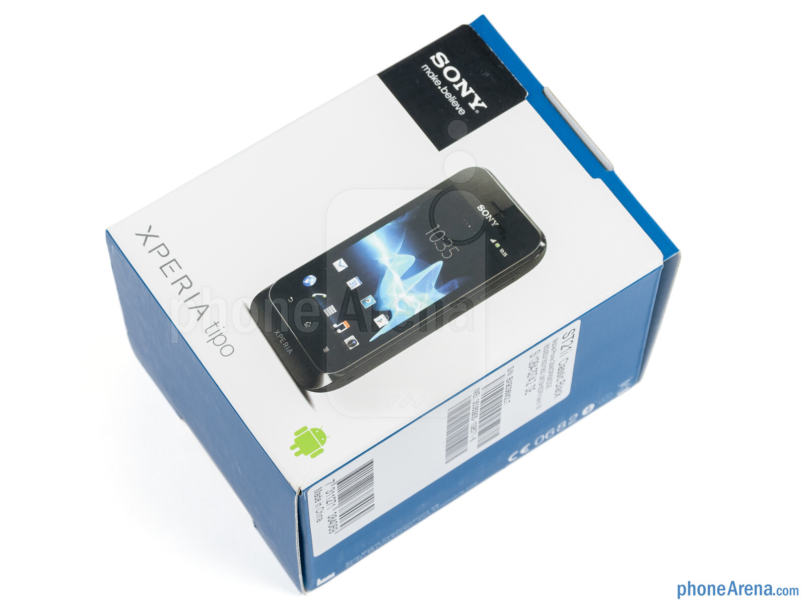 patients sony xperia tipo mobile phone review have