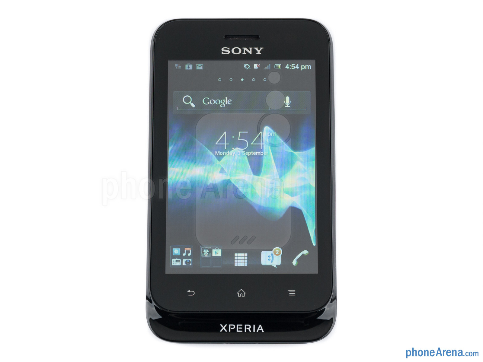 review of sony xperia tipo