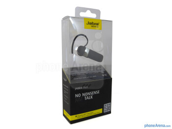 The Jabra TALK is ordinary looking with its design - Jabra TALK Review