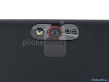 Camera - Fujitsu Stylistic M532 Review