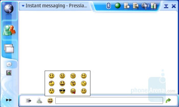 Instant Messengers - Nokia N800 Internet Tablet Review