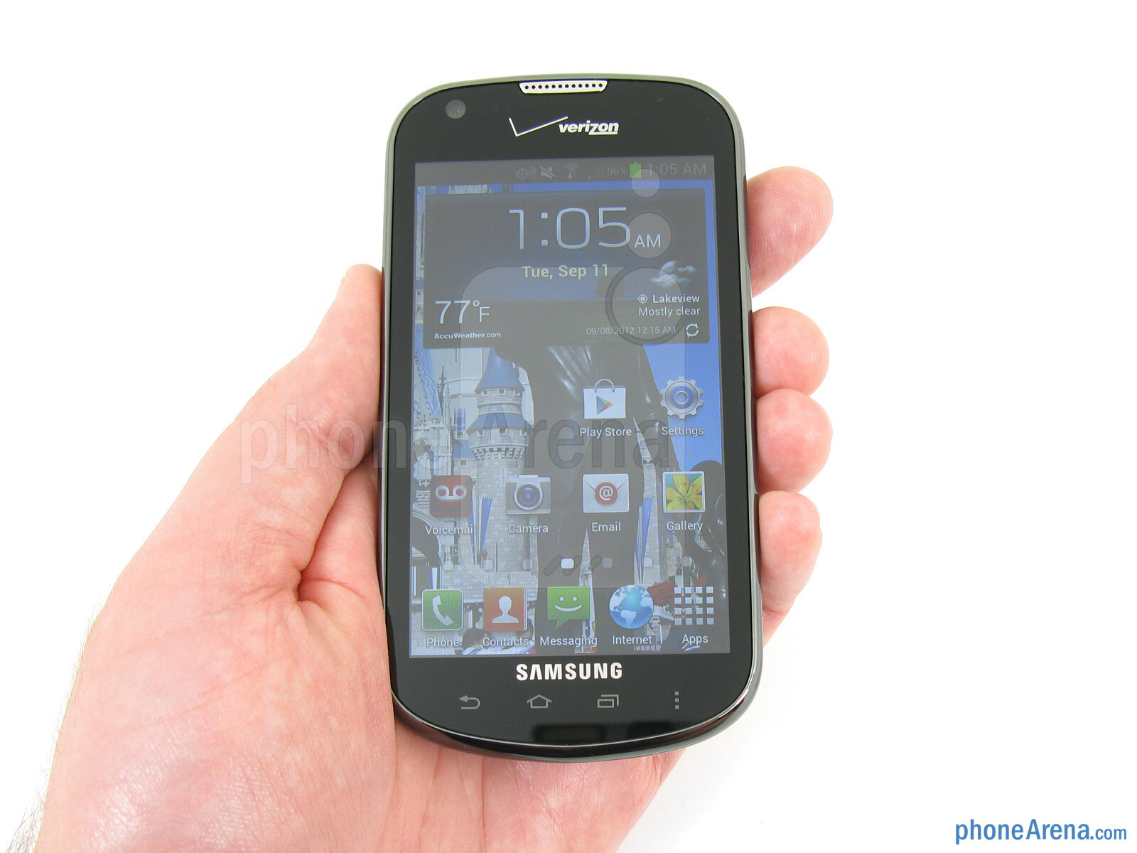Samsung Galaxy Stellar 2 Specifications