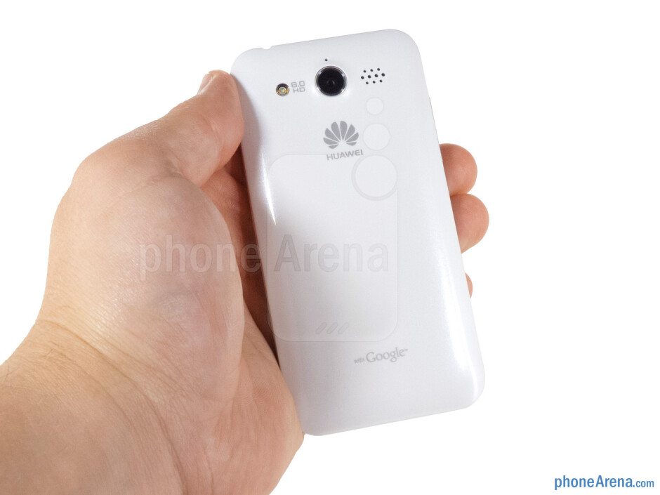 Overall the Huawei Mercury Ice just feels a bit cheap - Huawei Mercury Ice Review