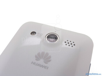 Rear camera - Huawei Mercury Ice Review
