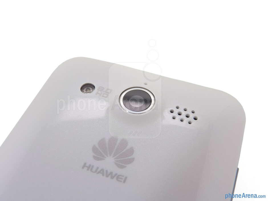 Rear camera - Huawei Mercury Ice Review