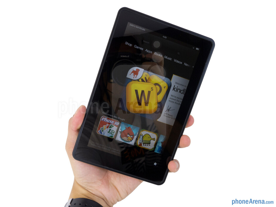 The Amazon Kindle Fire 2 is an exact facsimile to its predecessor in every aspect - Amazon Kindle Fire 2 Review