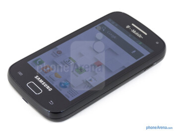 Front - Samsung Galaxy S Relay 4G Review