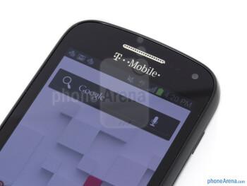 Front-facing camera - Samsung Galaxy S Relay 4G Review