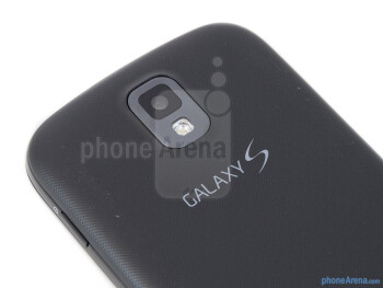 Rear camera - Samsung Galaxy S Relay 4G Review