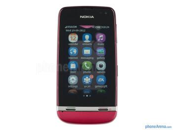 Front - Nokia Asha 311 Review