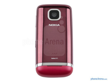 Back - Nokia Asha 311 Review
