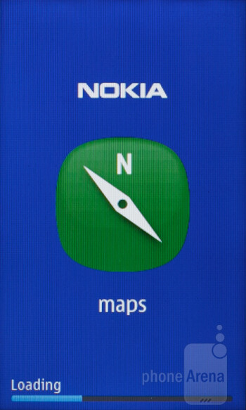 Nokia Maps - Nokia Asha 311 Review
