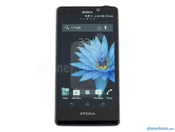 Front - Sony Xperia T Review