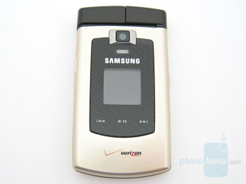 Samsung Alias U740 Preview