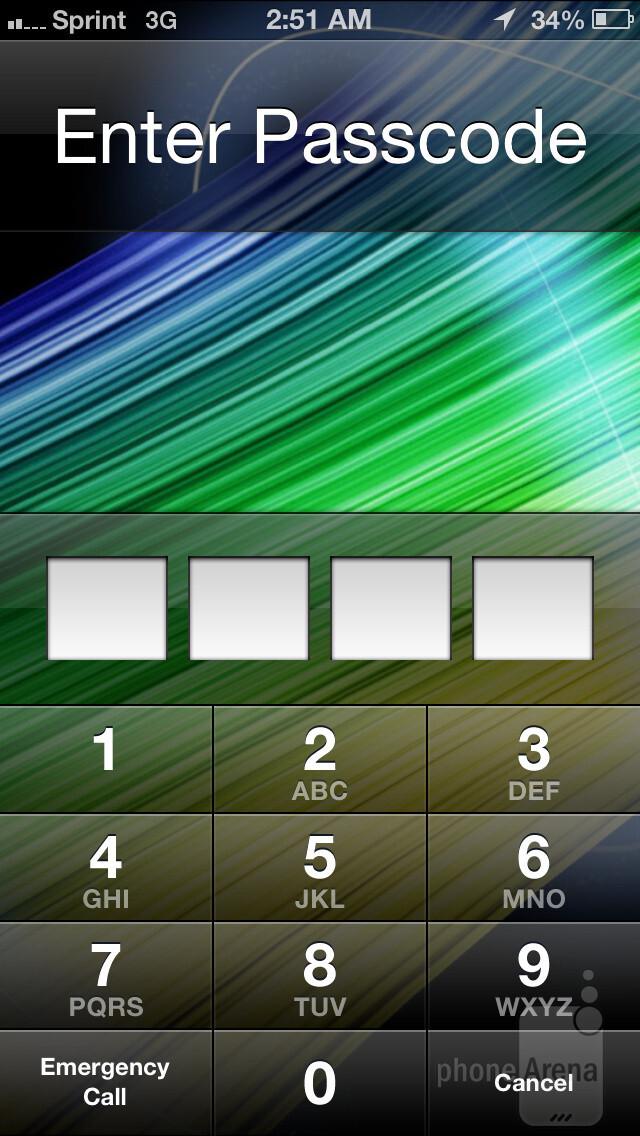 iOS 6 on the Apple iPhone 5 - Samsung Galaxy Note II vs Apple iPhone 5