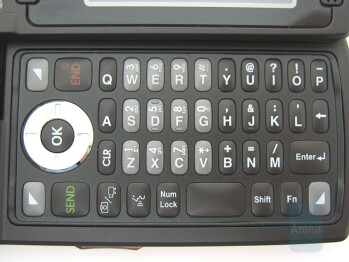 the QWERTY - Samsung Alias U740 Preview