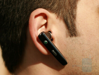 Sony Ericsson HBH-IV835 Bluetooth Headset Review