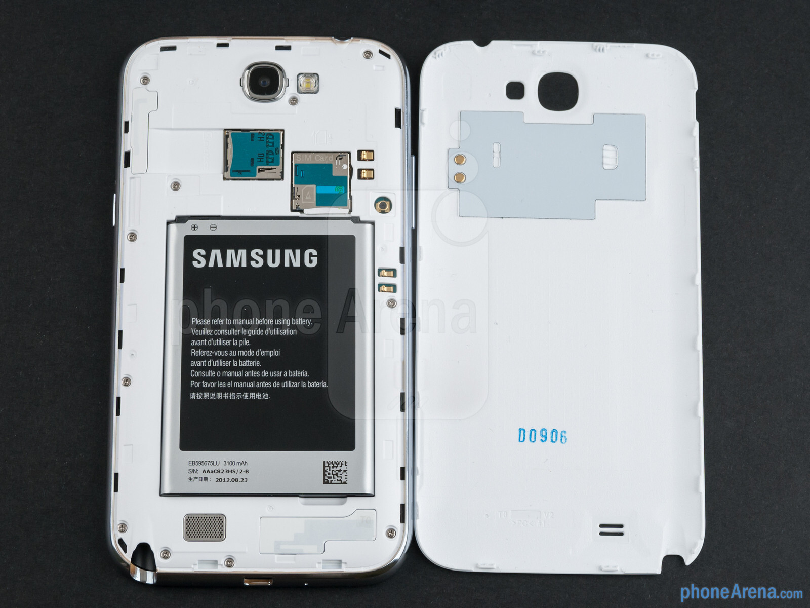 Samsung Galaxy Note 2 (Note II) Full Review - Cursed4Eva ...