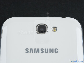 Camera - Samsung Galaxy Note II Review