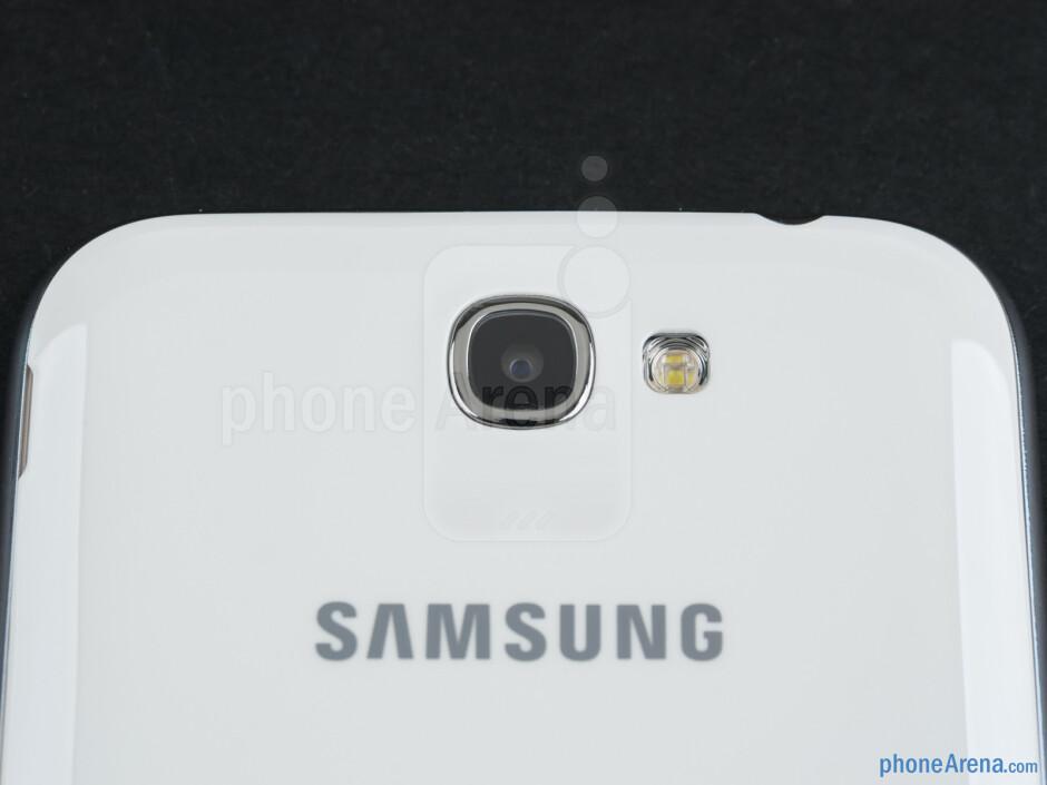 Camera - Samsung Galaxy Note II Review