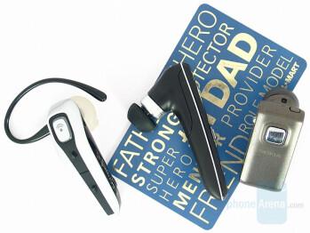 Plantronics 655, SE IV835, Nokia BH-800 - Sony Ericsson HBH-IV835 Bluetooth Headset Review