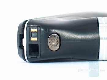 Power key - Sony Ericsson HBH-IV835 Bluetooth Headset Review