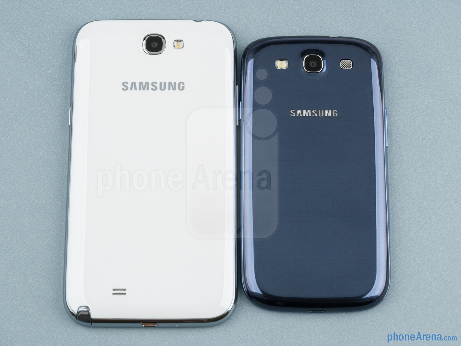 Samsung galaxy note ii vs galaxy s iii for Housse telephone samsung galaxy note 3