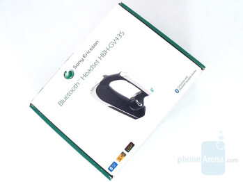 Sony Ericsson HBH-GV435 Bluetooth Headset Review