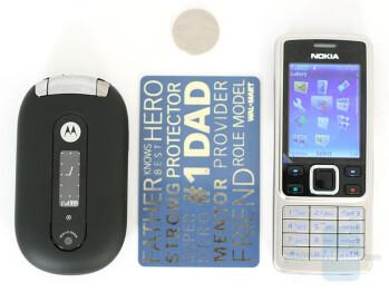 Motorola PEBL U6, Nokia 6300 - Nokia 6300 Review