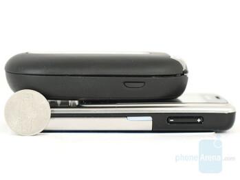 Top-PEBL U6, Bottom-6300 - Nokia 6300 Review