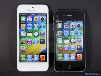 Apple iPhone 5 vs Apple iPhone 4S