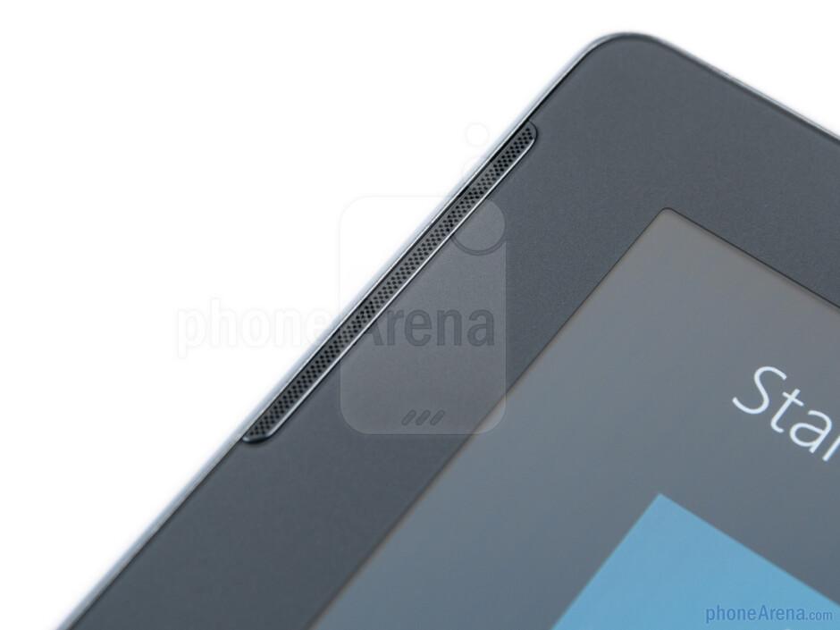 Speaker - Samsung ATIV Tab Preview