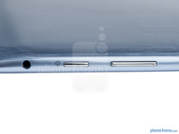 The sides of the Samsung ATIV Tab - Samsung ATIV Tab Preview