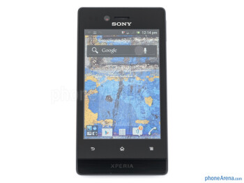 Sony Xperia miro Review