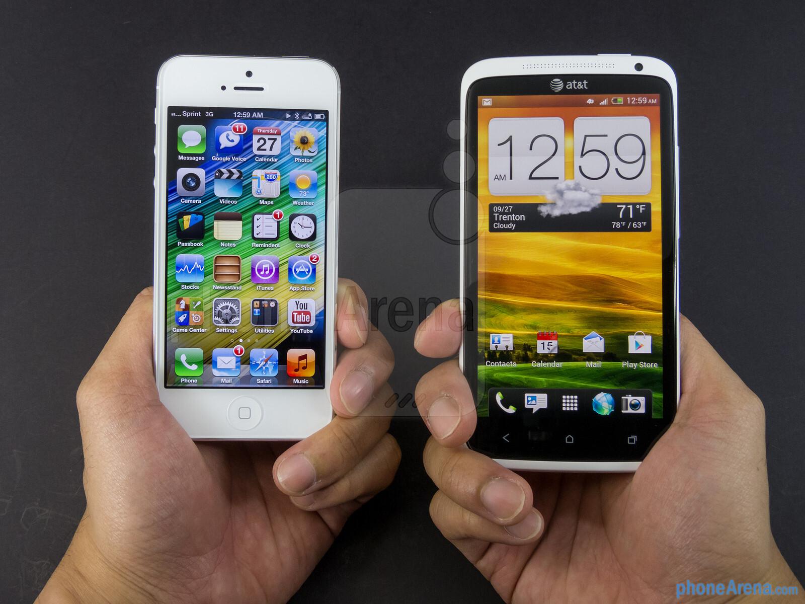 htc-one-vs-iphone-5