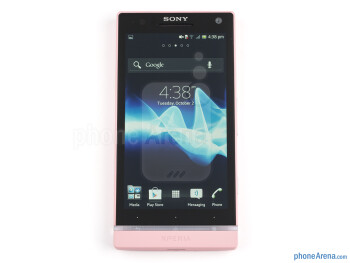 Sony Xperia SL Review