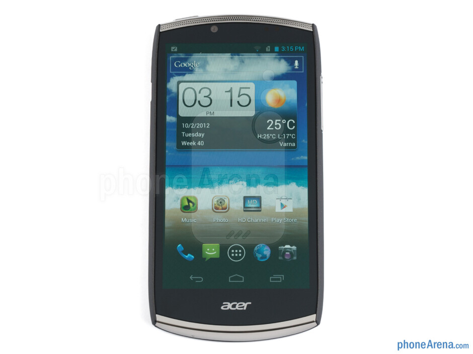 Acer CloudMobile Review